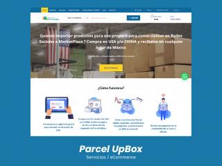 Parcelupbox
